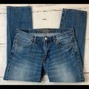 Men's American Eagle Straight Leg Jeans Sz 33X30